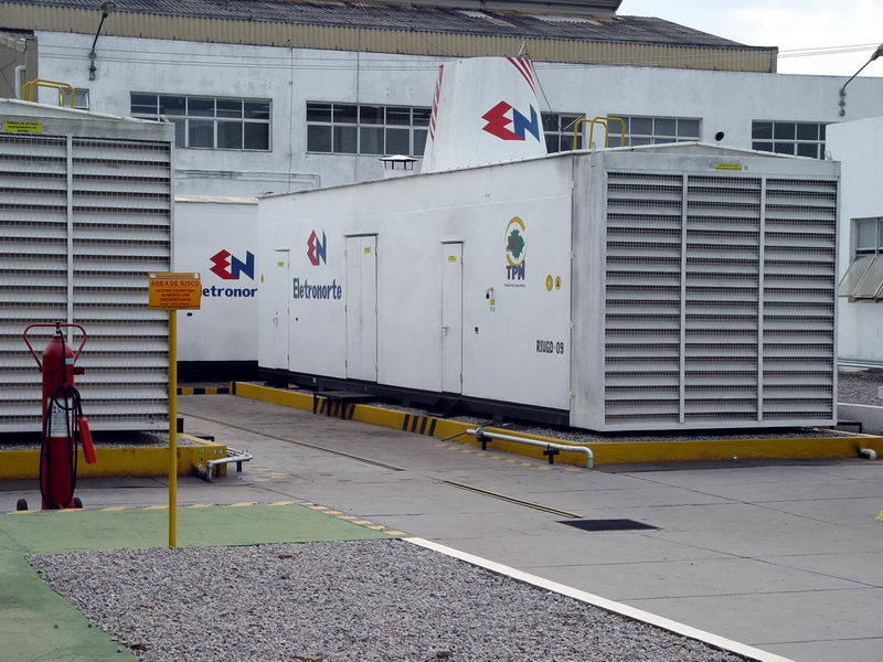 Outro Container, neste o TPM passou.