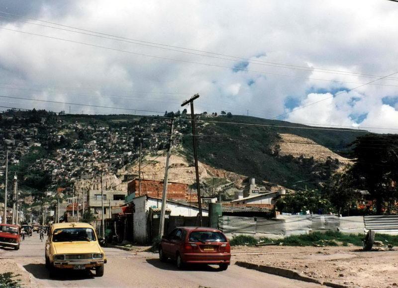 Você acha que favela no morro é exclusividade dos cariocas?