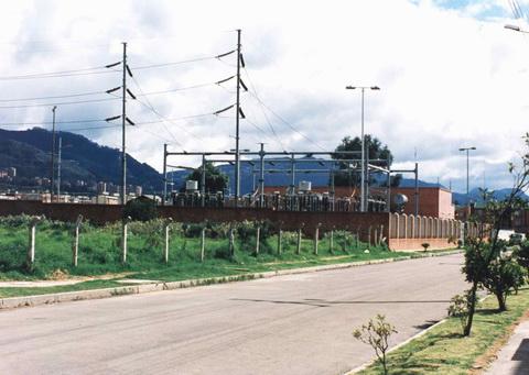 Vista da SE Aranjuez, um dos locais de trabalho