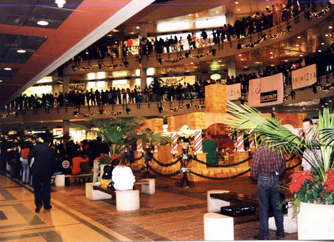 Shopping Center de Bogotá