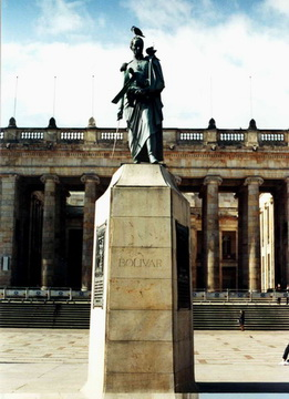 Simóm Bolívar