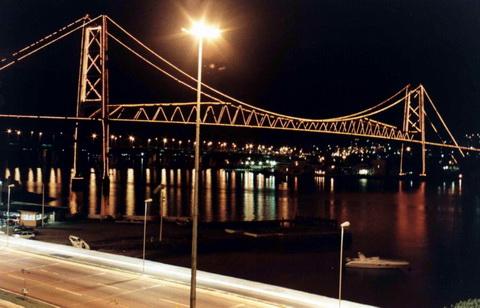 Qual ponte será esta einh?