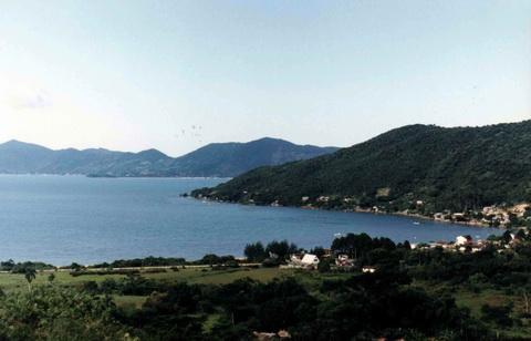 Isto são imagens comuns ao litoral catarinense