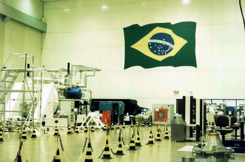 Laboratório do Inpe - São José dos Campos
