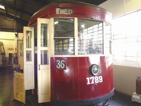 Museu Transporte