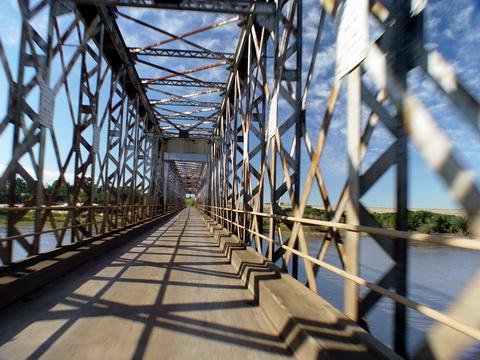 Ponte em Uruguaiana - RS