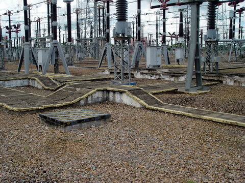 Congestionamento de cabos em PDD